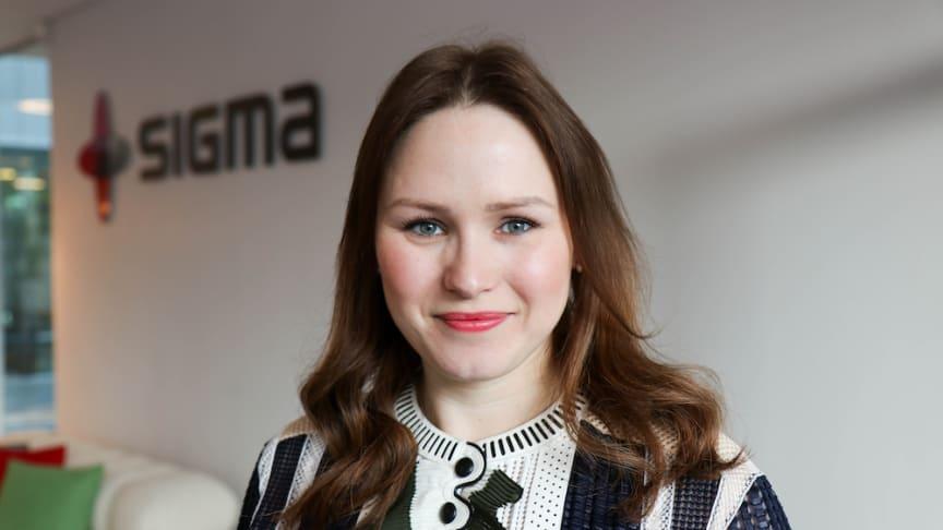 Sigma IT förstärker sitt e-handelserbjudande och rekryterar Sofie Hedman i rollen som Projektledare och Business Analyst.