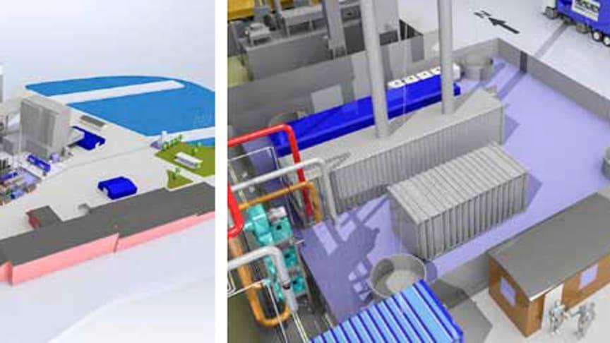 Cement och betong ska bli koldioxidneutral tack vare unikt testcenter i Norge