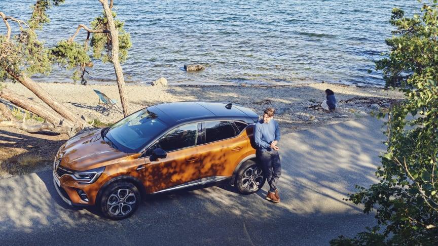 Premium feeling til normal pris - Renault Captur er næsten hoppet en klasse op