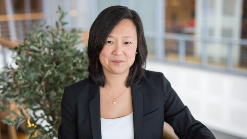 Foto: Johanna Osbeck, ny enhetschef på Sigma Technology Development.