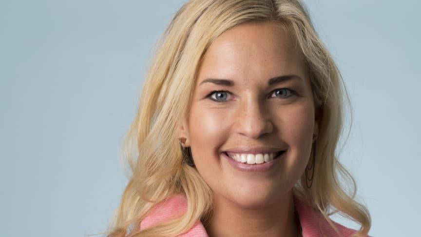 Jennie Sandberg, chefredaktör MåBra