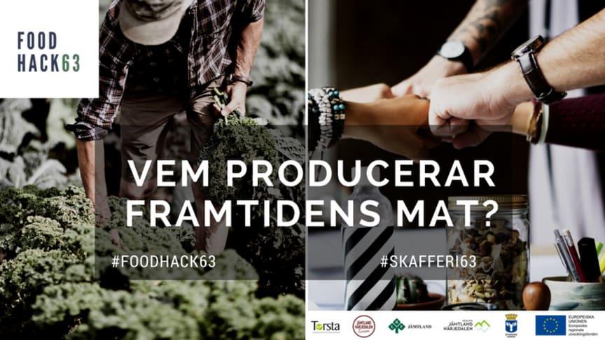 Norrlands första Food Hackathon