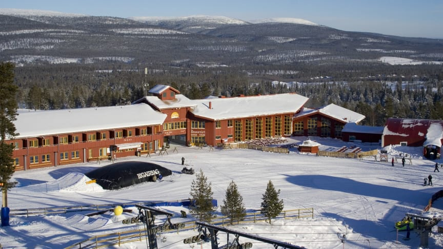 Best Western Stöten Ski Hotel först i Sälen med miljömärkning