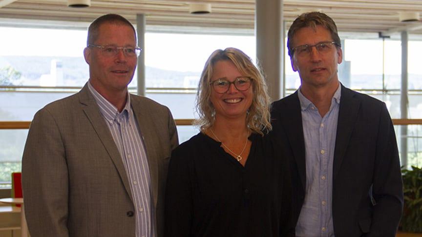 Mats Gustafsson, näringslivsutvecklare i Ånge kommun, Annelie Axelsson, näringslivsutvecklare i Timrå kommun och Mikael Näsström tillväxtchef i Sollefteå Kommun är några av medlemmarna i High Coast Invests styrgrupp.