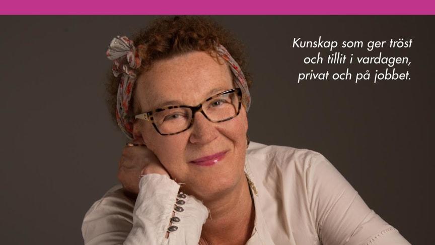 """Britta Sjöström pratar om """"Hjärnan bakom allt"""" hos """"Fråga doktorn"""" den 23 november"""