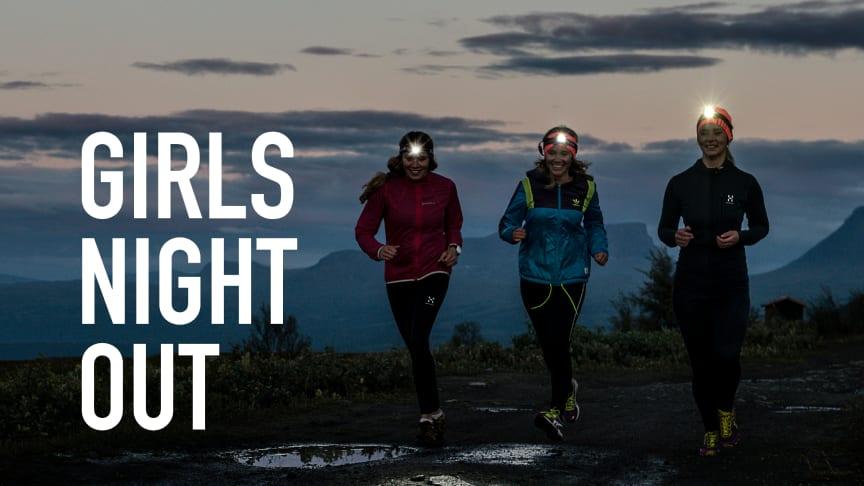 Med konceptet Girls Night Out vill SILVA tillsammans med Löplabbet och Runner's World inspirera kvinnor att fortsätta springa utomhus, året runt.