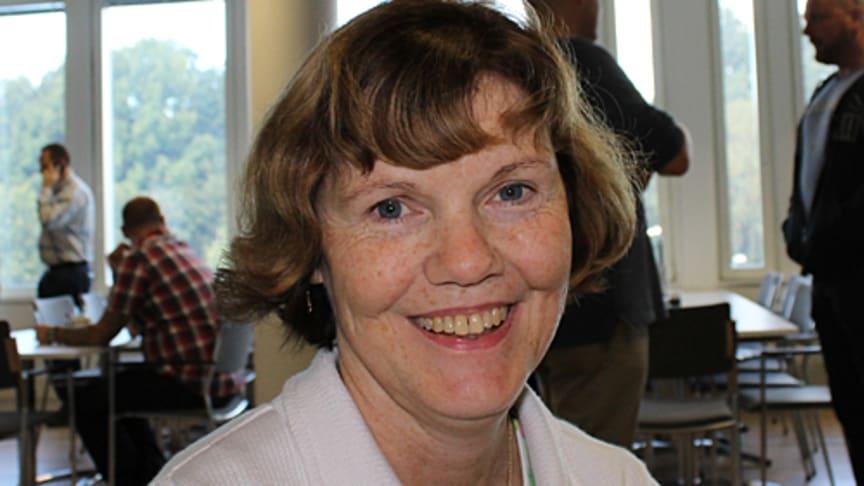 Pamela Henderson, Vattenfall