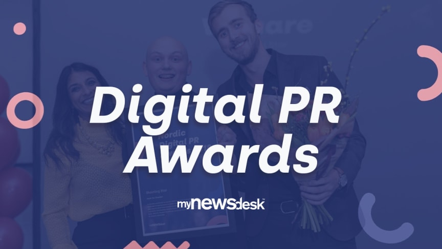 Digital PR Awards - ehdotuksia otetaan vastaan