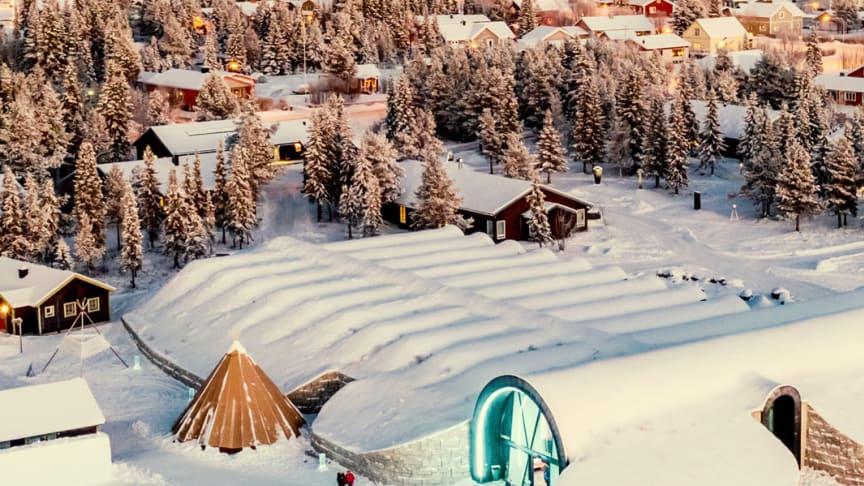 ICEHOTEL av Asaf Kliger