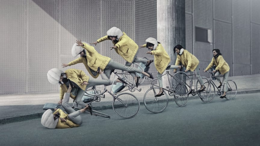 Världens säkraste cykelhjälm blir ännu smartare - innovationsbolaget Hövdings största satsning någonsin