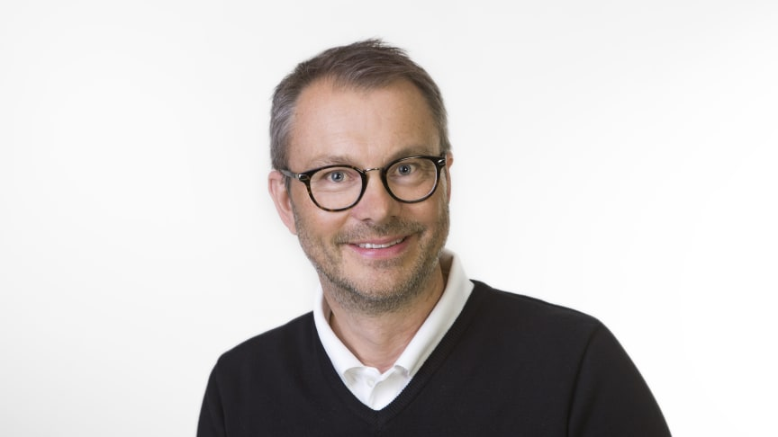 Håkan Dahlberg, ny affärsområdeschef i Gävleborg, HSB Södra Norrland.