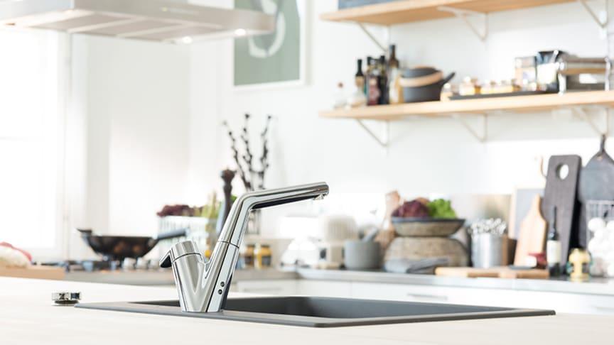 Ofte skal der ikke meget til for, at friske køkkenet op.