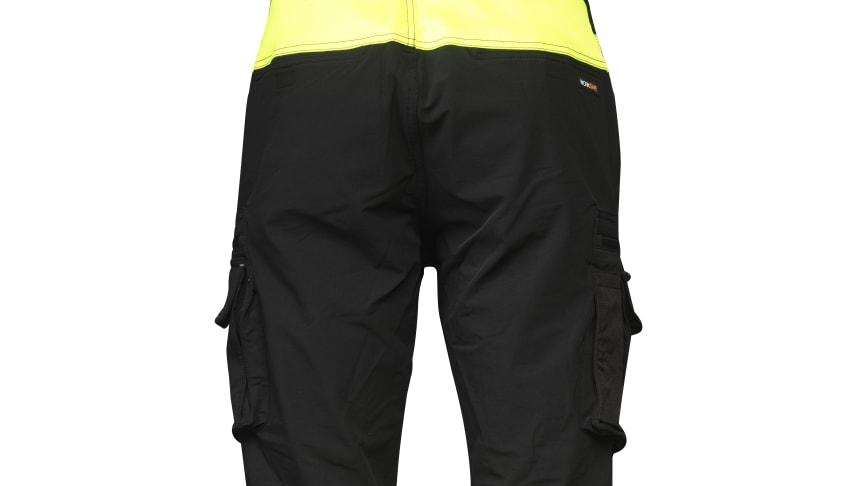 Hi-vis Perform Stretch Pants Cl1 (baksida)