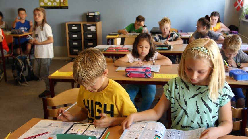 Tre faktorer gør eleverne dygtige