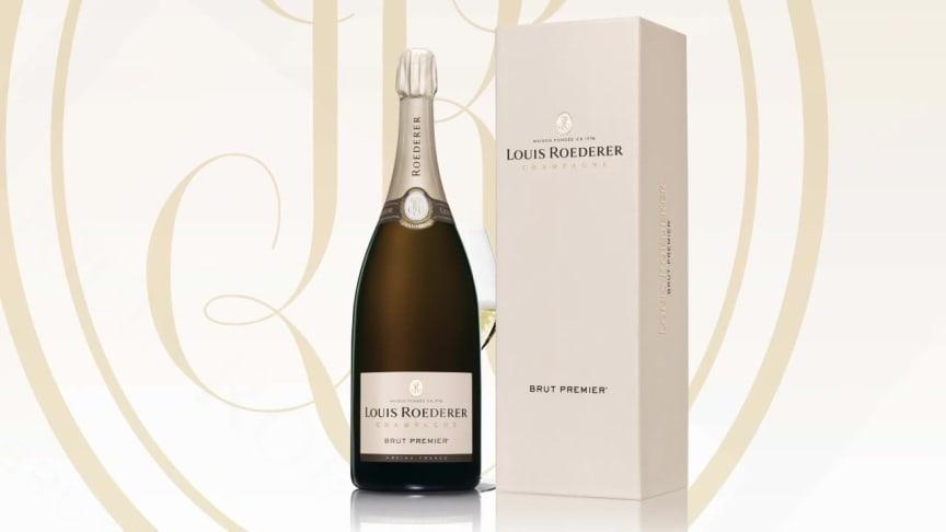 Louis Roederer - vinnare på Champagnehimlen!