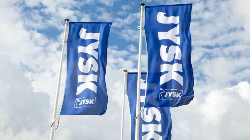 Kaksi uutta JYSK -myymälää Tampereelle ja Ylöjärvelle
