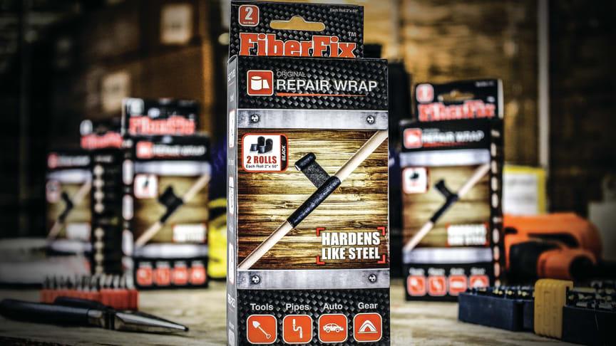 FiberFix Heat & Repair wrap