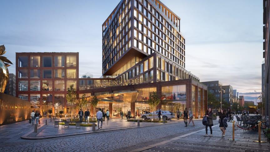 Stordalens Quality Hotel öppnar nytt hotell i Varberg