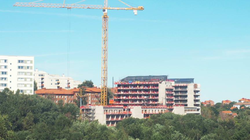 Inflyttningen i Brf Viva, Göteborg,  kommer att starta under hösten 2018.
