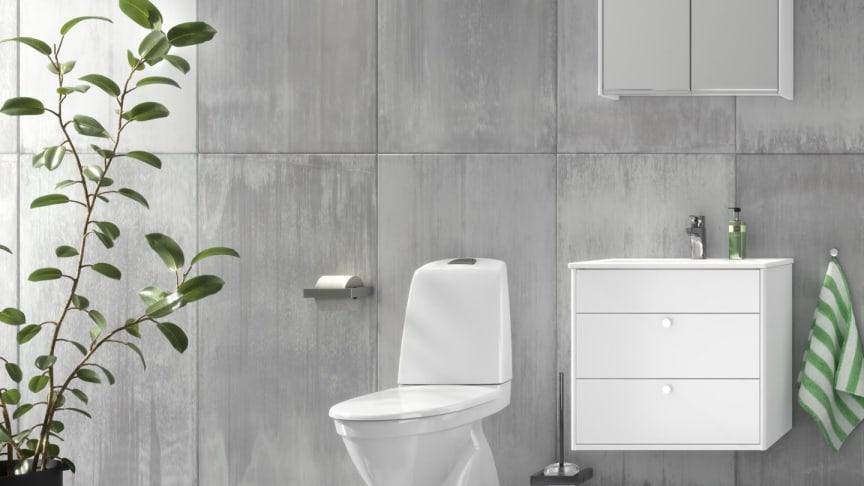 Gustavsberg lanserar marknadens bredaste sortiment med Hygienic Flush