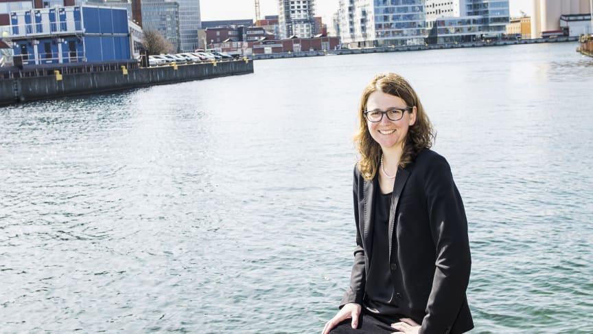IVL i Malmö, Jeanette Green