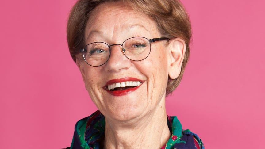 Träffa Gudrun Schyman i Göteborg. Foto: Oscar Stenberg
