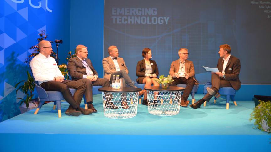 Tillväxttro med utmaningar i svensk industri