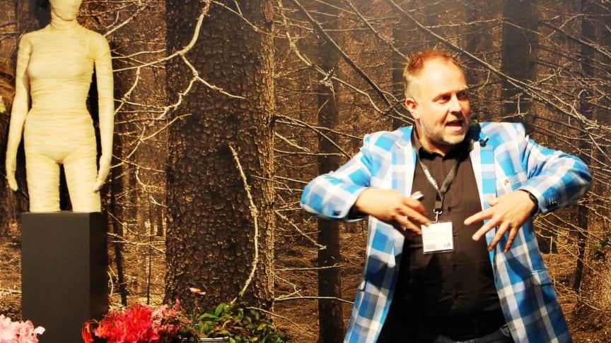 Marcel Jansen helps companies to create inspiration