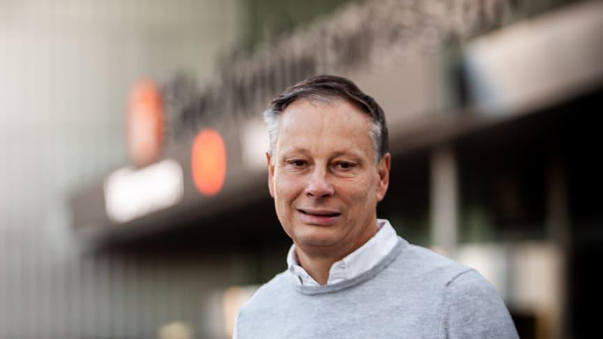 Christian Clemens, vd Stockholmsmässan