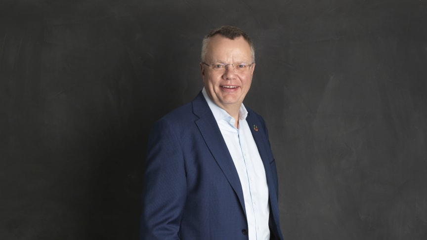 Jesper Lund bliver ny CEO for Lars Larsen Group