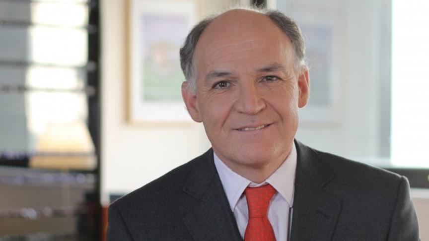 Pierre André de Chalendar blir tildelt utmerkelse fra World Green Building Council