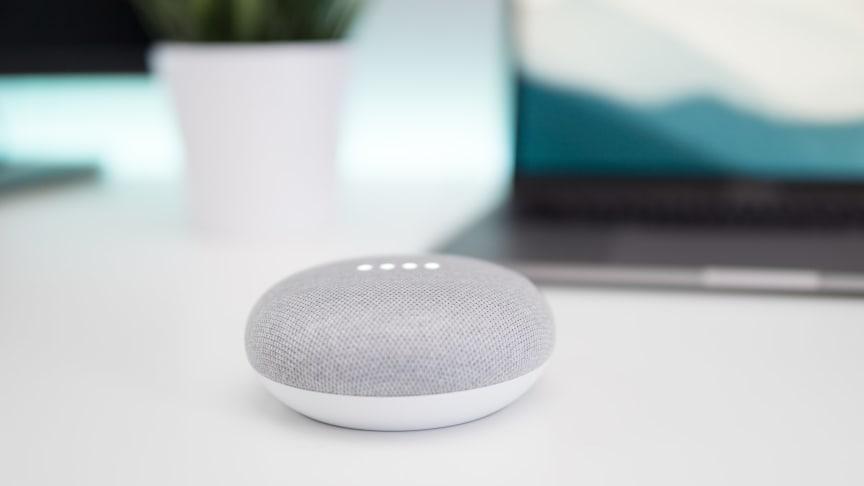 Nu kan du röststyra din golvvärme och vattenfelsbrytare med Google Home