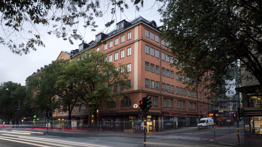 Bonnier Fastigheters Magasinet på Sveavägen nu fullt uthyrt – service ett vinnande koncept