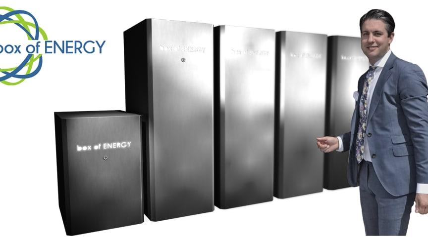 Box of Energy nytt partnerföretag i Power Circle