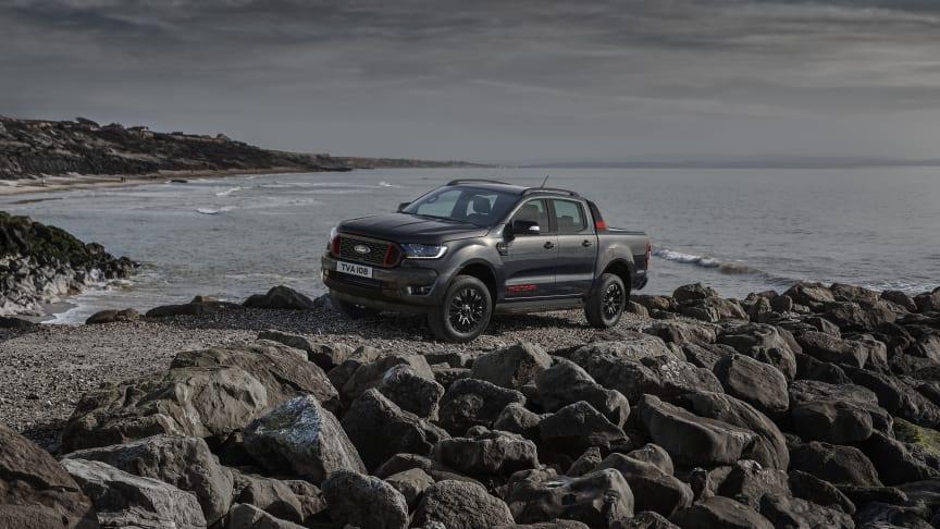 Cena Fordu Ranger Thunder pro ČR je 1 210 480 Kč bez DPH
