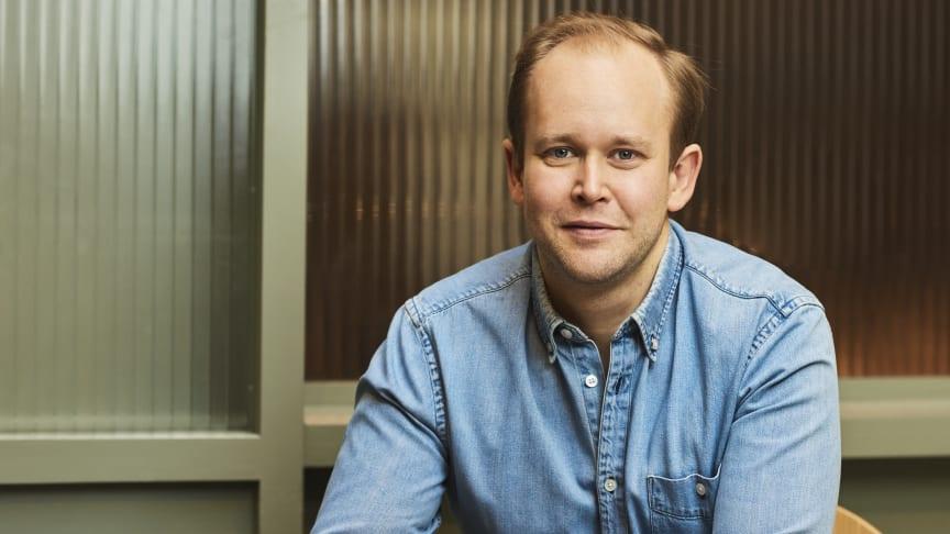 Johan Radojewski, VP Marketing Malibu