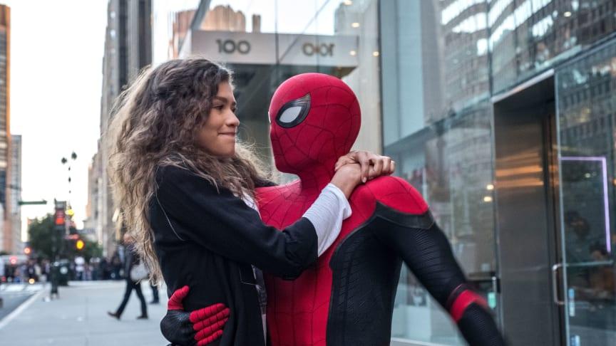 Du kan nå se samtlige Spider-Man-filmer på Viaplay. FOTO: CTMG, Inc