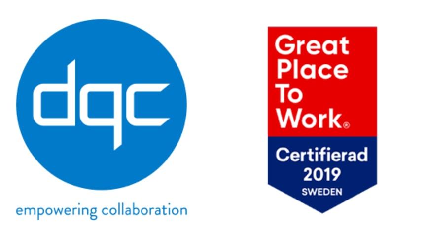 DQC Sverige AB – vi är ett great place to work!