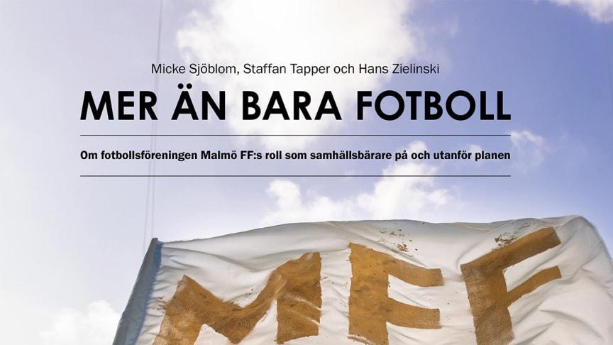 """Välkommen till boksläpp av """"Mer än bara fotboll"""""""