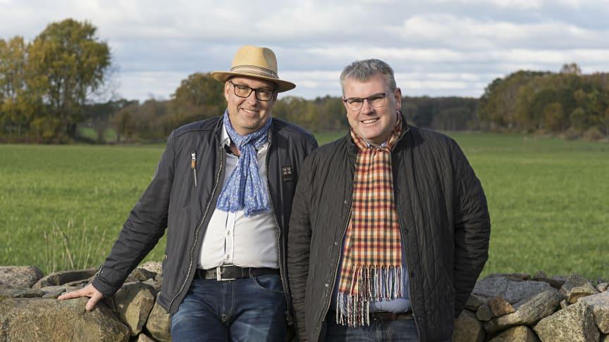 Mats Gunnarsson och Jonas Johansson, Torsjö Live