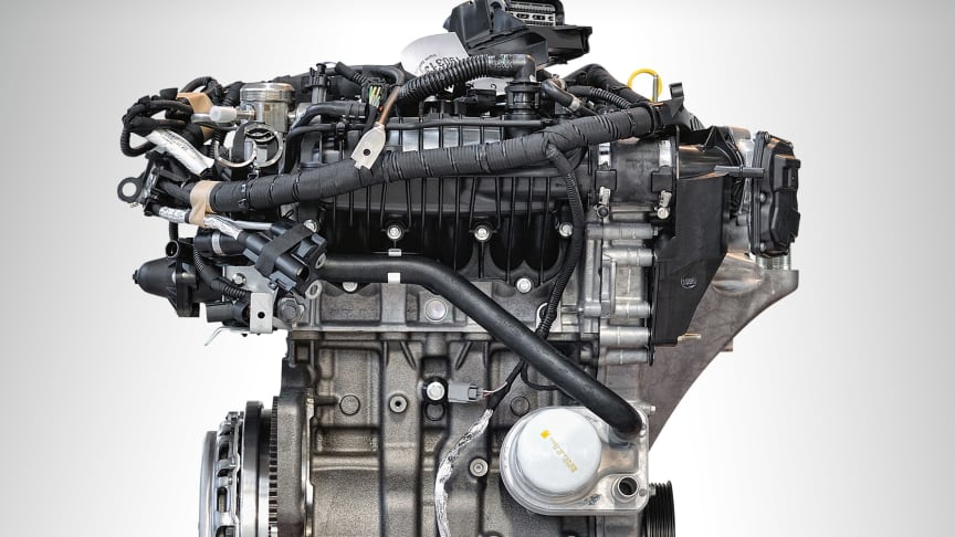 ECOBOOST 1,0 - INTERNATIONAL ENGINE OF THE YEAR 2013 - 1