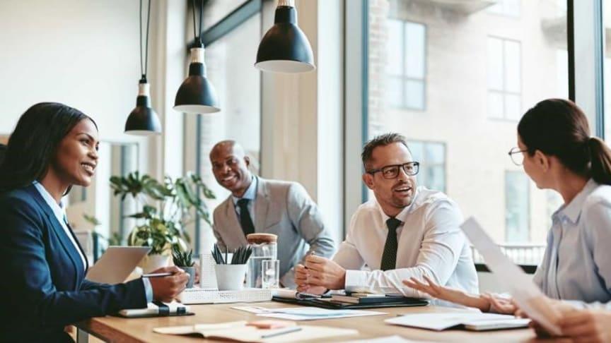 Lancering: Nyt koncept til smart room management i bygninger – The Connected Room Solution