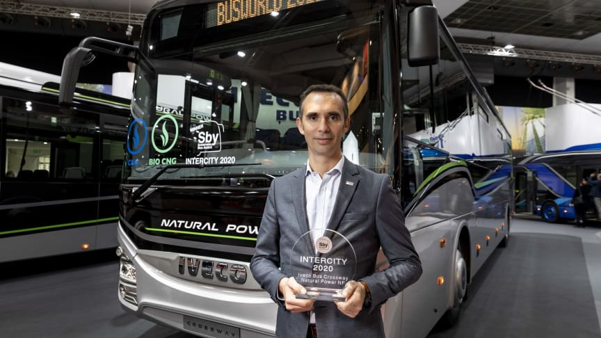 Stéphane Espinasse, IVECO BUS Brand Leader
