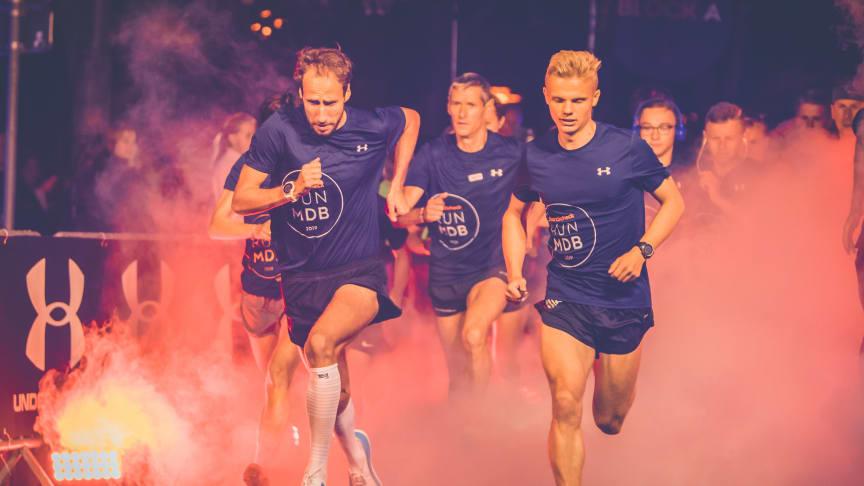 Um 20.00 Uhr fällt der Startschuss über 5 Kilometer beim SportScheck RUN in Magdeburg.