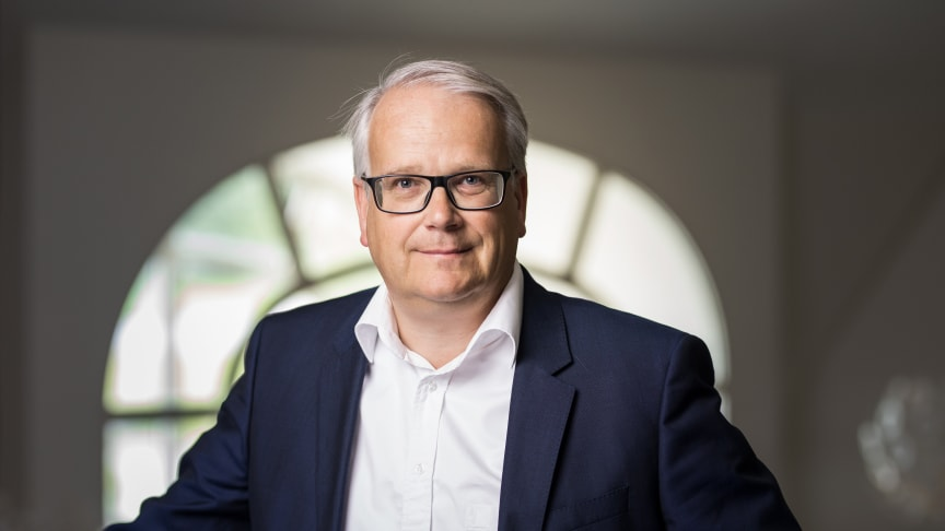 Magnus Ohlsson, vd Cementa