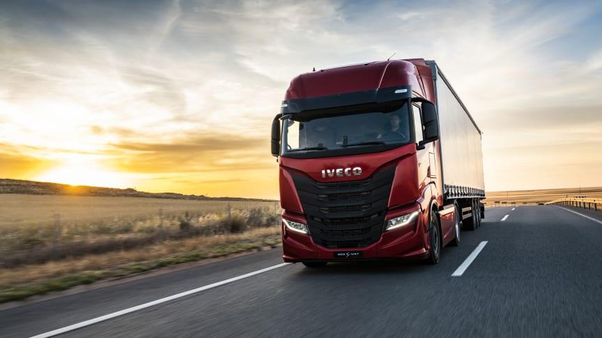 IVECO Bærum inviterer til den første prøvekjøringen av den nye IVECO S-WAY i Norge.