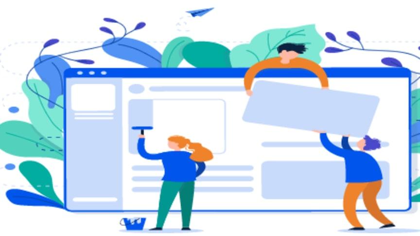 WebbPlatsen - En helhetsleverantör