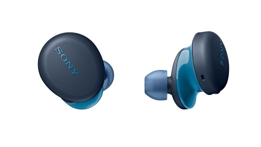 Sony annonce de nouveaux écouteurs  True Wireless et un casque à réduction de bruit
