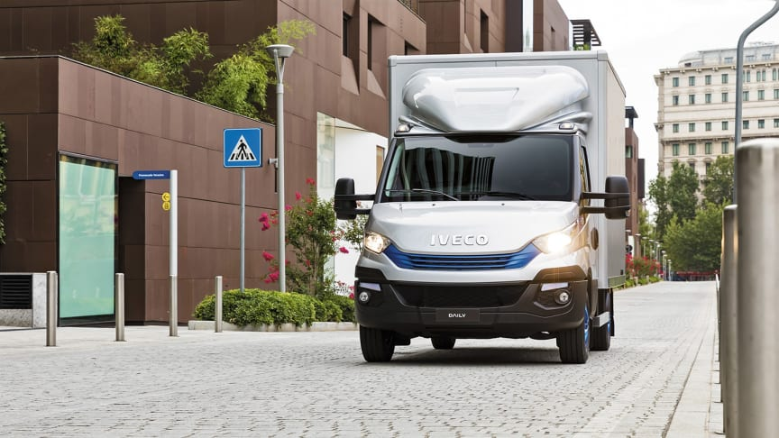 IVECO Daily Blue Power - 1.