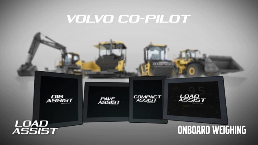 Film om Volvo Co-Pilot med Load Assist - integrerat lastindikeringssystem
